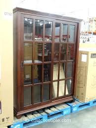 costco doors bookcase with sliding glass doors door china cabinet costco doors for costco doors