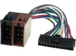 pioneer deh keh radio stereo old black pin wiring harness loom image is loading pioneer deh keh radio stereo old black 12