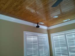 klipsch in wall speakers. rear klipsch speaker ceiling mounted - dcs custom electronics in wall speakers