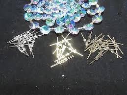 diy bowtie bronze chain 30 lead crystal chandelier part wedding presents