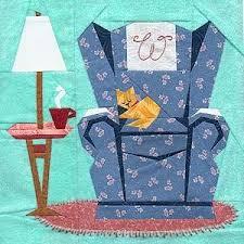 Best 25+ Cat quilt patterns ideas on Pinterest | Cat quilt ... & Cat Quilt Patterns - Applique a Cat Block - Choose From Adamdwight.com