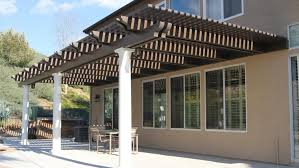Patio Covers Alumawood Lattice Louvered Motorized American