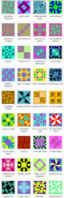 Four Patch Quilt Block Patterns & Four Patch Patchwork Patterns Adamdwight.com