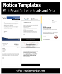 Office Tempaltes Download Free Ready Made Templates For Ms Office
