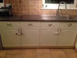 Wickes Kitchen Wall Cabinets Wickes Oban Cream Kitchen 18 Cabinets And Doors In Total In