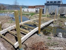 picture of pond bridge how to build a garden bridge or arched footbridge