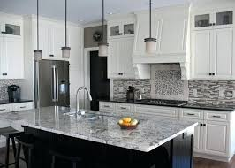 white kitchens with grey granite countertops ice cabinets modern design ideas white ice granite dark grey