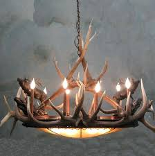 real antler chandelier real elk antler chandelier home design ideas beautiful image deer antler chandelier plans real antler chandelier