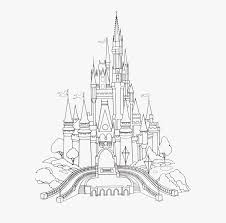 This logo variation was later used in some later films the disney logo has the city of metroville in the background, and has the front of the castle display the incredibles 2 symbol (best seen when. Stupid Bullshit Transparent Disney Castle Cinderella Printable Castle Coloring Pages Hd Png Download Transparent Png Image Pngitem