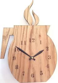 coffee pot clock gift