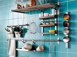 ... Kitchen Wall Storage Systems Utensil Organizer Home Design Tips And  Guides Organization Kitchen Wall Storage Systems ...