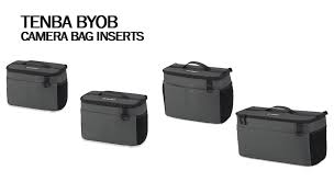 tenba byob bag insert review