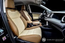 2016 toyota rav4 custom interior