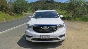 Holden Acadia 2018 Car Review Aa New Zealand