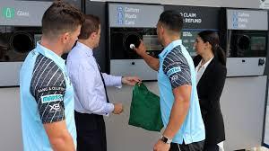Reverse Vending Machine Australia Gorgeous Sharks All For Going In 'Reverse' Sharks