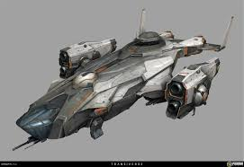 Futuristic Concepts Concept Ships Ships From Transverse By Steve Chinhsuan Wang