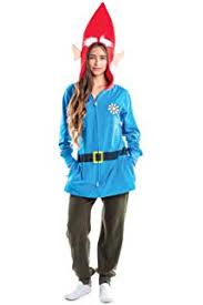 funny garden gnome costume for women lawn gnome costume