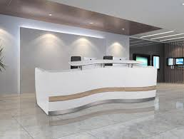 furniture furniture counter idea black wood office. Office Front Desks Designs - Nothing Adds To The Feel And Look Of An Over A Black Desk. Furniture Counter Idea Wood .
