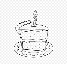 birthday cake slice drawing. Brilliant Drawing Pavlova Torte Birthday Cake Chocolate Cake Slice   Drawing Throughout KissPNG