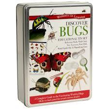 Wonders Of Learning Bugs Educational Tin Set