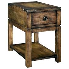 round side table with drawers side table with drawer end tables side tables with drawers black
