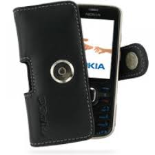 Nokia 6220 Classic Leather Holster Case ...