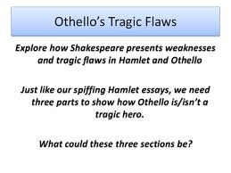 othello as a tragic hero 74