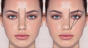 eyebrow shapes for round faces. the head of brow should begin at bridge your nose. this point can be easily found by vertically holding a pencil up to either side nose eyebrow shapes for round faces t