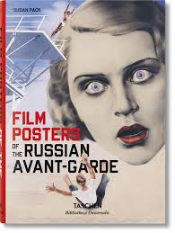 Advertising Posters Film Posters Of The Russian Avant Garde Bibliotheca Universalis