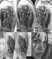 Significato Del Tatuaggio In Stile Chicano