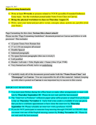Esl 015 Lecture Notes Fall 2017 Lecture 1 Times New Roman