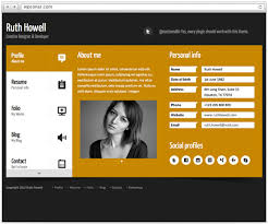 10 Responsive Wordpress Resume Themes