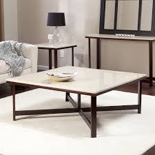 belham living westcott square coffee table hayneedle