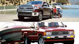 Tiny Trucks New Pickup Trucks Get The Same Gas Mileage They Did In The 80s