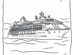 Best Of Disney Cruise Line Coloring Pages Doiteasyme