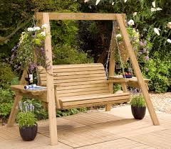 33 marvellous design wooden swings for s yard designs garden the enchanting element in your backyard