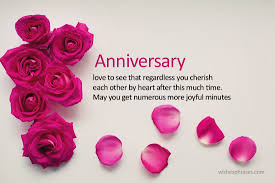 Marriage Anniversary Wishes To Sister And Brother