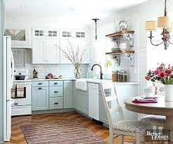 off white kitchens. Blue And White Kitchen Cabinets Pastel Off Kitchens