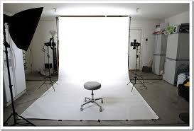 lighting set. Lighting Set Up/food Photography