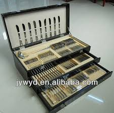 130 Pcs Luxury Cutlery Set