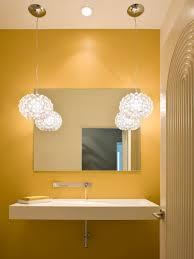 Image Pale Sleek Yellow Bathroom Hgtvcom 10 Yellow Bathroom Ideas Hgtvs Decorating Design Blog Hgtv
