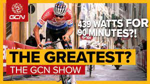 3 Reasons Why Mathieu van der Poel Will Be The Greatest Cyclist Of All Time