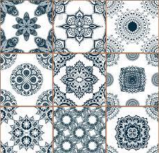 tile floor texture design. Indigo Blue Tiles Floor Texture Tile Design R