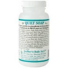Bulk Buy Quilters Rule Orvus Quilt Soap 8 Ounce QR QS 2 Pack
