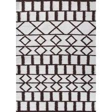 black and white moroccan rug wool rug black and white black and white moroccan runner rug