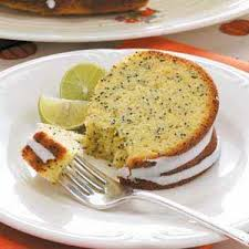 Lemon Poppy Seed Quick Cake