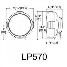 lp high intensity led driving light kit piaa lp 570 high intensity led driving light kit