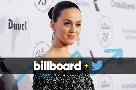 Katy Perry Chained To The Rhythm Charts Katy Perry Tops Billboard Twitter Trending 140 Chart With