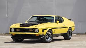 72 Ford Mustang Fastback - Car Autos Gallery