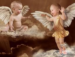 baby painting love angel baby by raphael sanzio